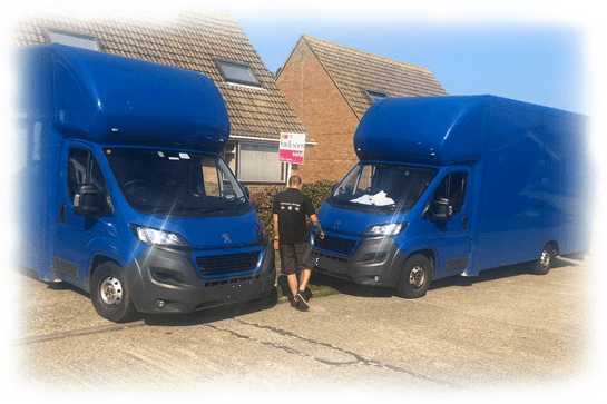 Office Removals London Header